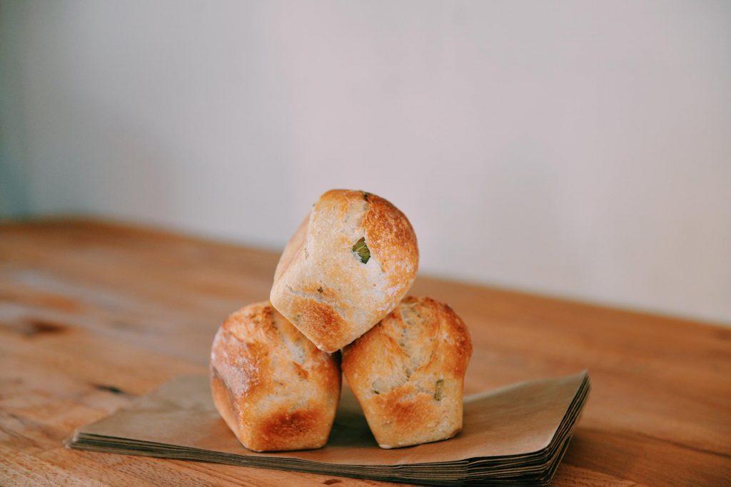 Mini Sourdough Loaf