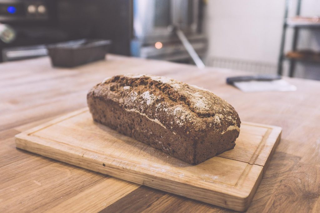 Yellowknife Rye Bread