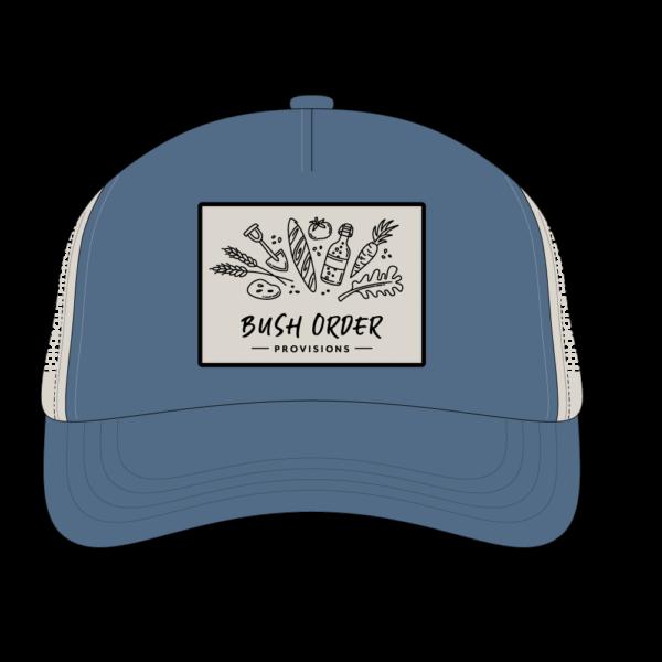 Blue Bush Order Hat