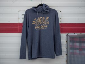 Bush Order Hooded Sweater